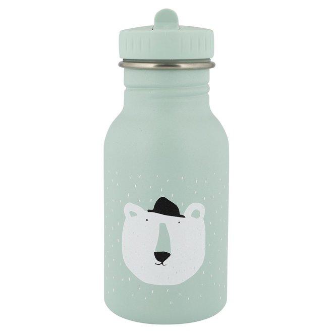 Drinkfles Mr. Polar Bear- 350 ml Stainless steel | Trixie Baby