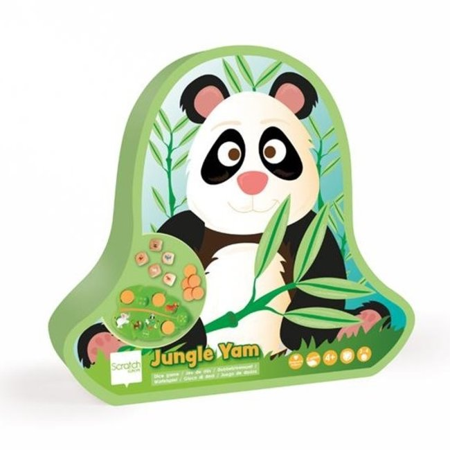 Scratch Dobbelsteenspel Jungle Yam | Scratch