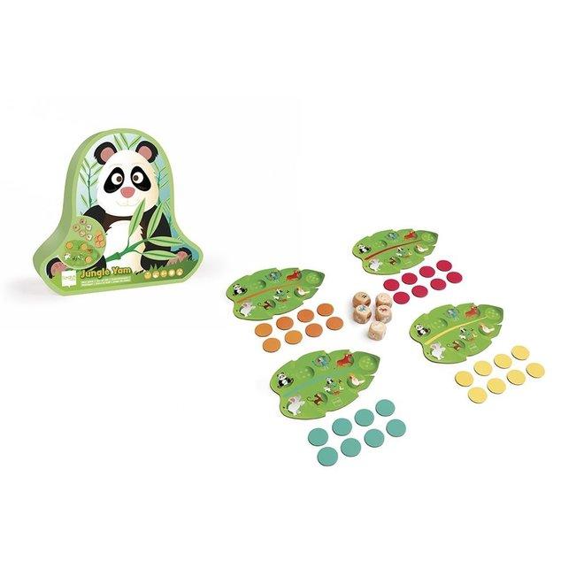 Dobbelsteenspel Jungle Yam | Scratch