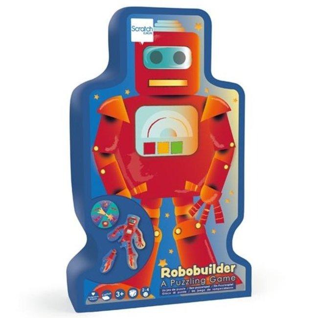 Scratch Puzzelspel Robotbuilder | Scratch