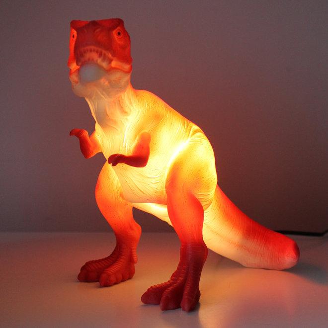 T-Rex Dinosaurus Nachtlamp