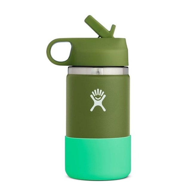 Hydro Flask Drinkfles Thermo  350ml - Olive