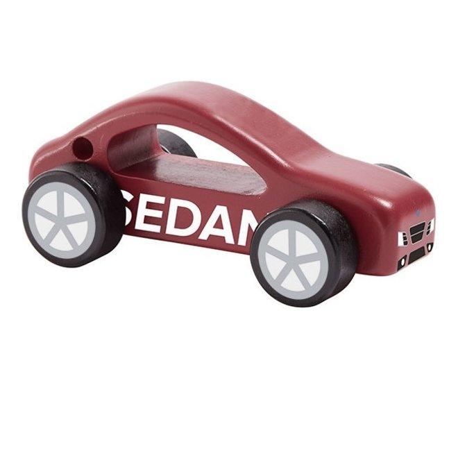 Houten autootje Sedan Aiden | Kid's Concept