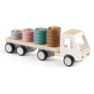 Kid's Concept Vrachtwagen met ringen Aiden | Kid's Concept