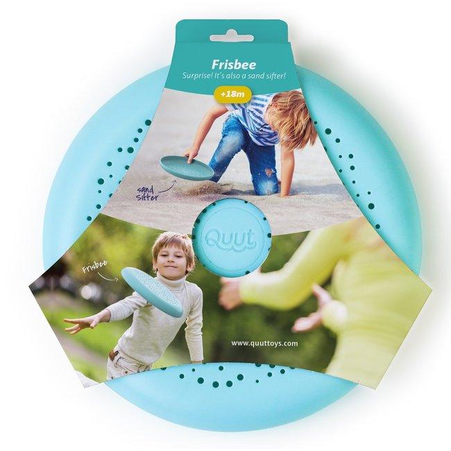 2 in 1 Frisbee & Zandzeef | Quut