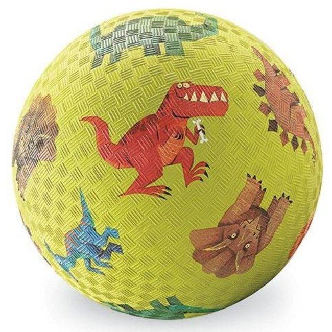 Crocodile Creek Voetbal (18cm) - Dinosauriërs | Crocodile Creek