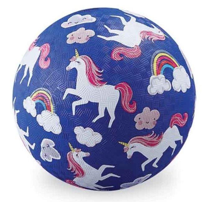 Crocodile Creek Voetbal (18cm) – Unicorns
