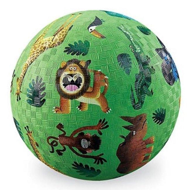 Voetbal (18cm) – Wilde dieren  | Crocodile Creek