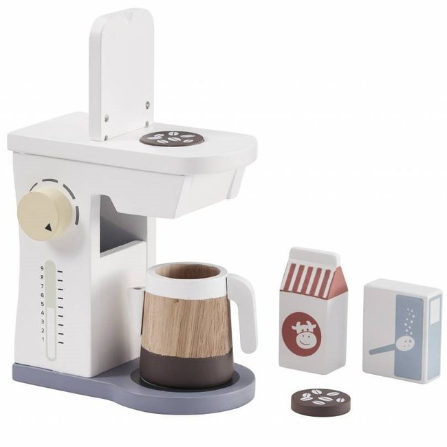 Kid's Concept Houten Koffiezetapparaat | Kid's Concept