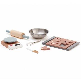 Kid's Concept Houten koekjes bakset | Kid's Concept