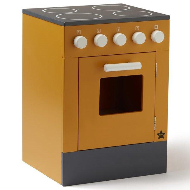 Kid's Concept Houten Oven - Geel