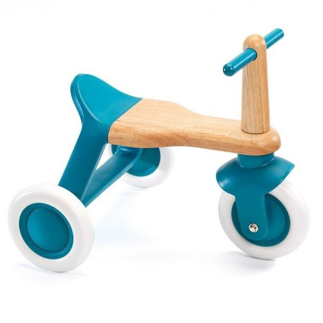 Loopfiets Roll'it - Blauw
