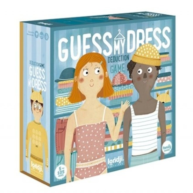 Guess my Dress Spel   |  Londji