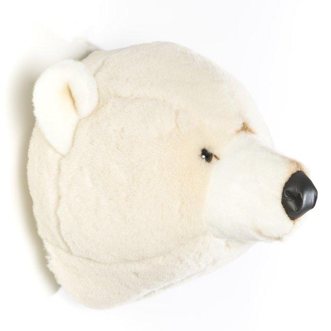 Dierenkop Trophy Ijsbeer Basile | Wild & Soft