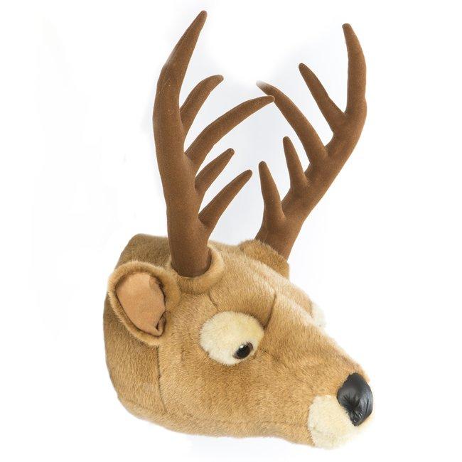 Wild & Soft Dierenkop Trophy Hert Billy | Wild & Soft