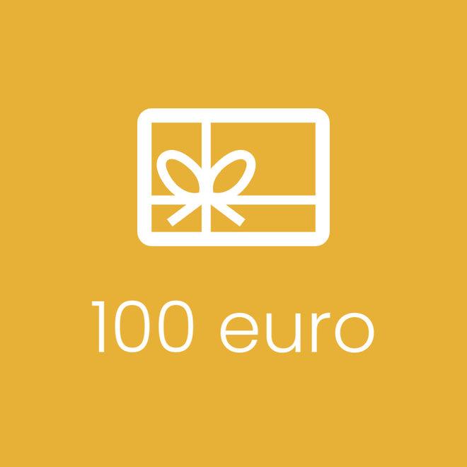 Cadeaubon 100 EUR