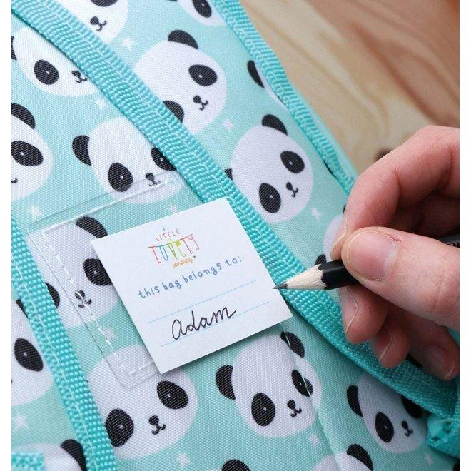 Rugzak Panda | A little lovely company