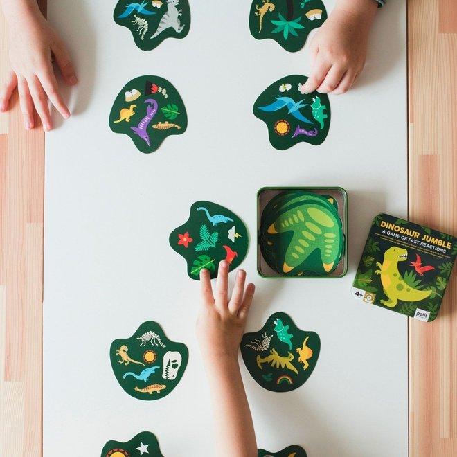 Dinosaur Jumble Spel