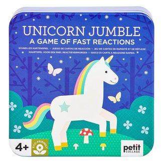Petit Collage Unicorn Jumble Spel