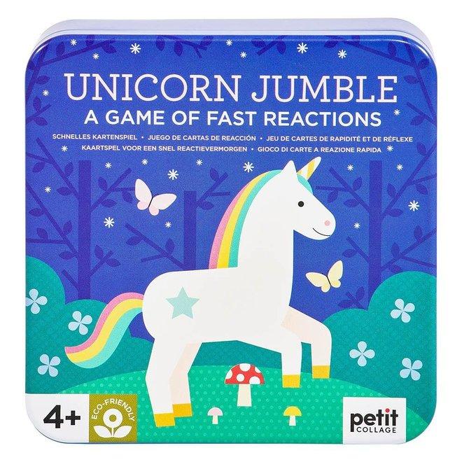 Unicorn Jumble Spel