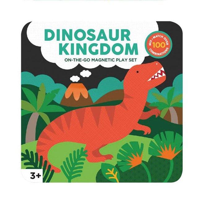 Dinosaur Kingdom On-the-Go Magneetset