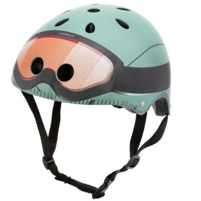 Skate- & Fietshelm Military   Mini Hornit