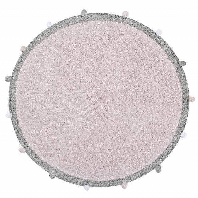 Speeltapijt Bubbly Pink Ø 120 cm | Lorena Canals
