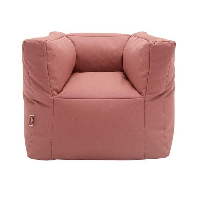 Kinderfauteuil / Beanbag Mellow Pink