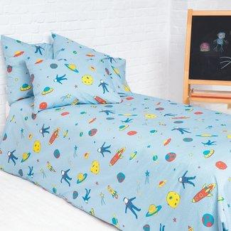 Home Linen Space Eenpersoons dekbedovertrek 140x200/220cm