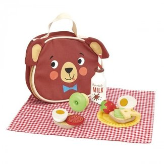 Tender Leaf Toys Picknickset Kleine Beer
