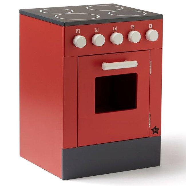 Kid's Concept Houten Oven - Rood
