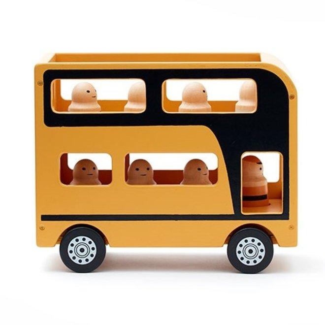 Dubbeldekker Bus Aiden