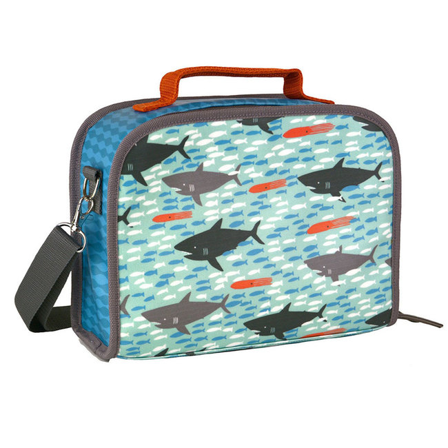 Petit Collage Lunchbox Sharks