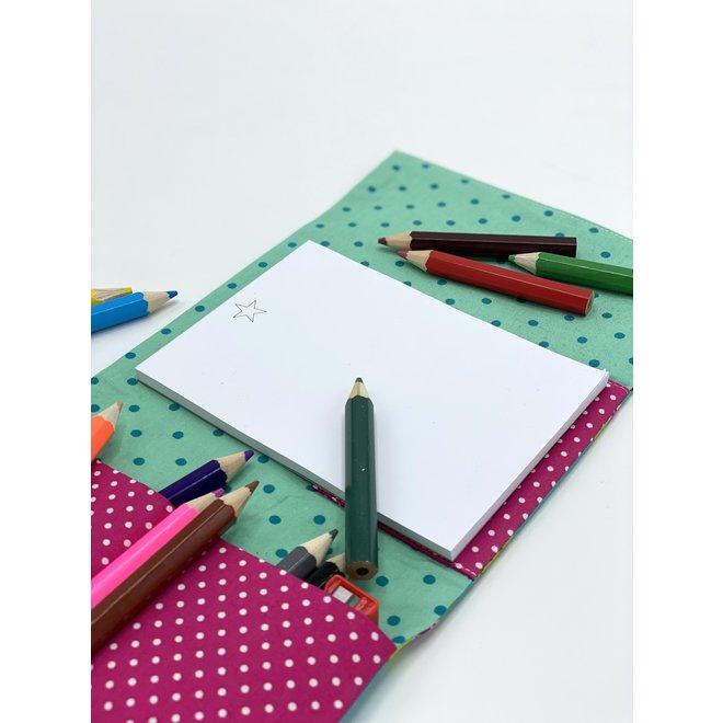 Kleurboekje Panda | Tiny Magic