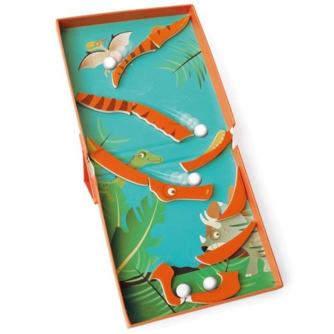 Magnetische Puzzel Run 2 in 1 - Dino