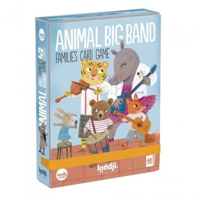 Animal Big Band Kaartspel | Londji