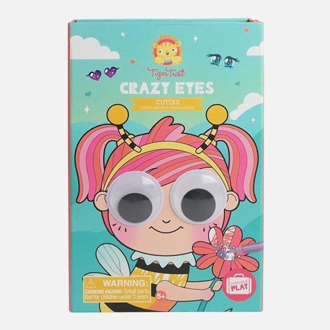 Kleurset Crazy Eyes - Cuties