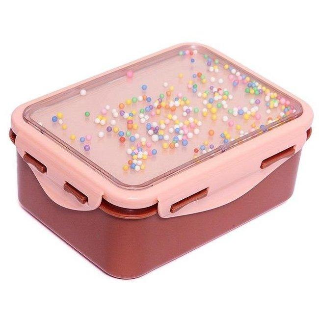 Petit Monkey Lunchbox Popsicles -  Desert rose