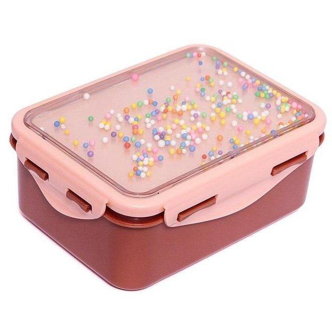 Lunchbox Popsicles -  Desert rose