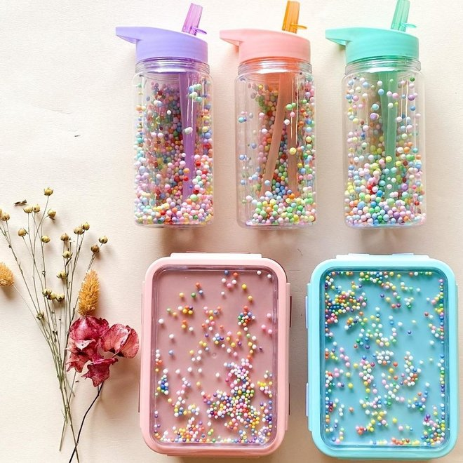 Lunchbox Popsicles -  Wild lilac