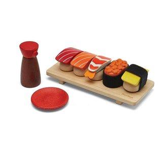 Plan Toys Houten Sushi set