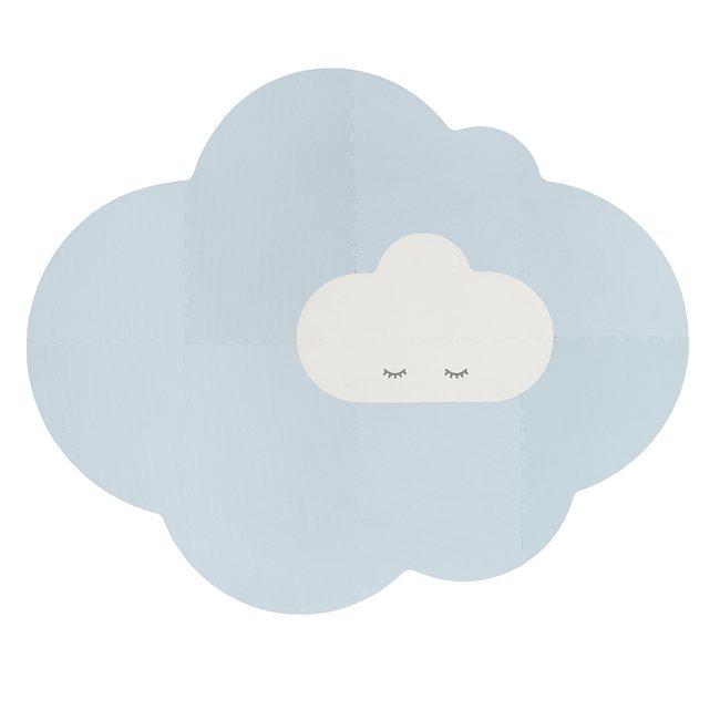 Quut Speelmat Head in the clouds L Dusty Blue