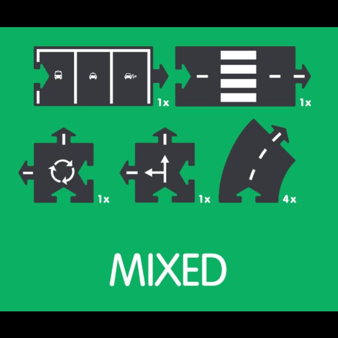 Extension Set - Mixed (8 delen)