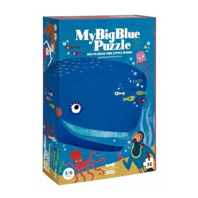 My big Blue (36st) | Londji