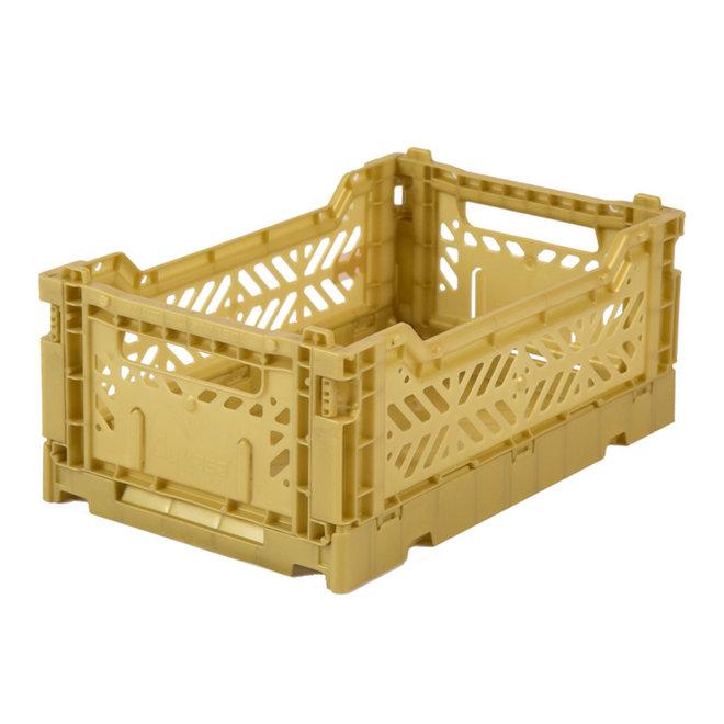 Opvouwbaar Krat - Gold Small