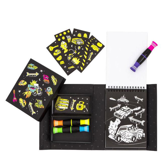 Neon Kleurset – Road Stars