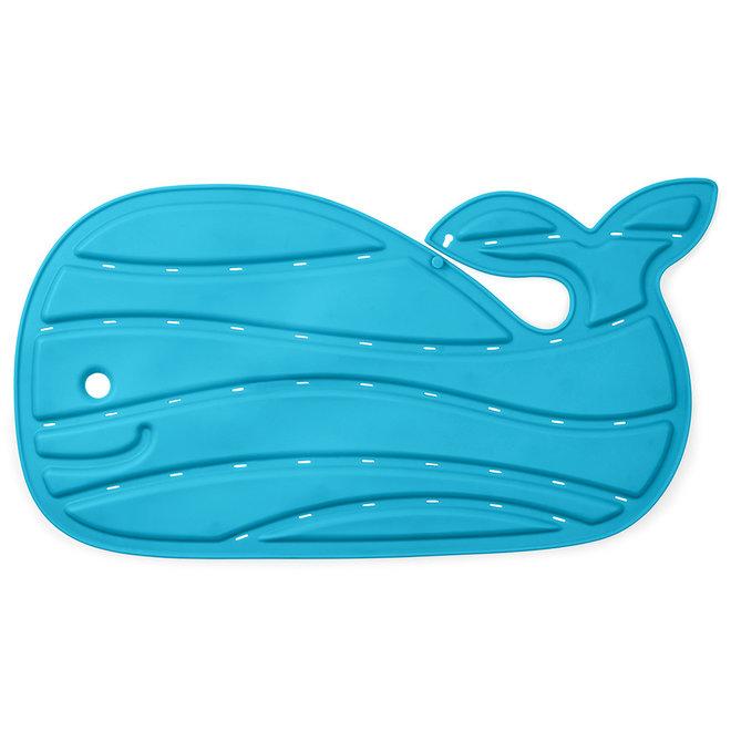 Moby Badmat Antislip Blauw | Skip Hop