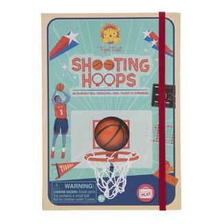 Tiger Tribe Shooting Hoops - Basketbalspel