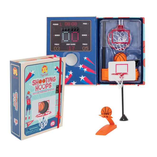 Shooting Hoops - Basketbalspel