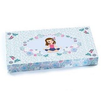 Djeco Sieradenset in doosje - Pompons & Vlinders